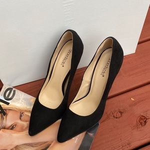 Shoe dazzle black shoes
